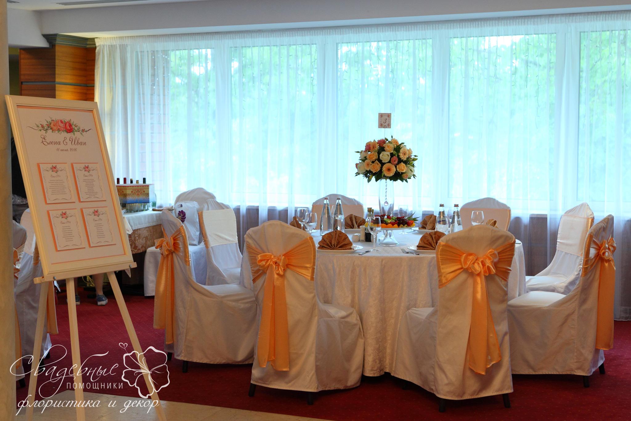 Персиковая свадьба гости фото